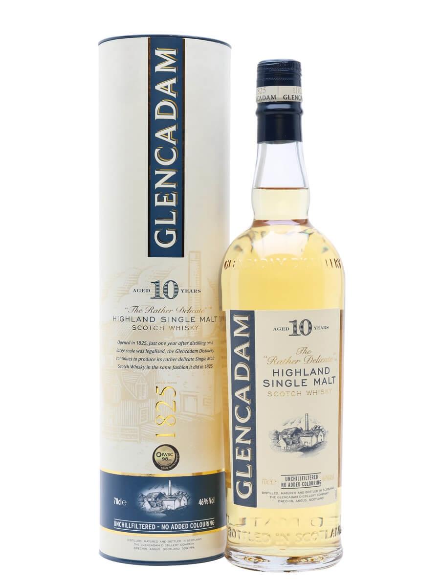 Glencadam 10 Year Old
