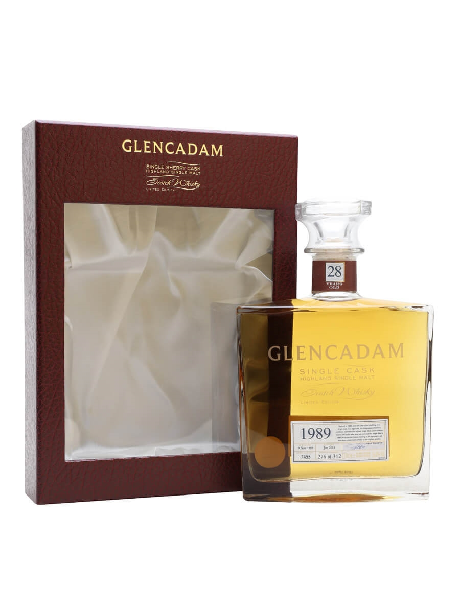 Glencadam 1989 / 28 Year Old / Cask 7455
