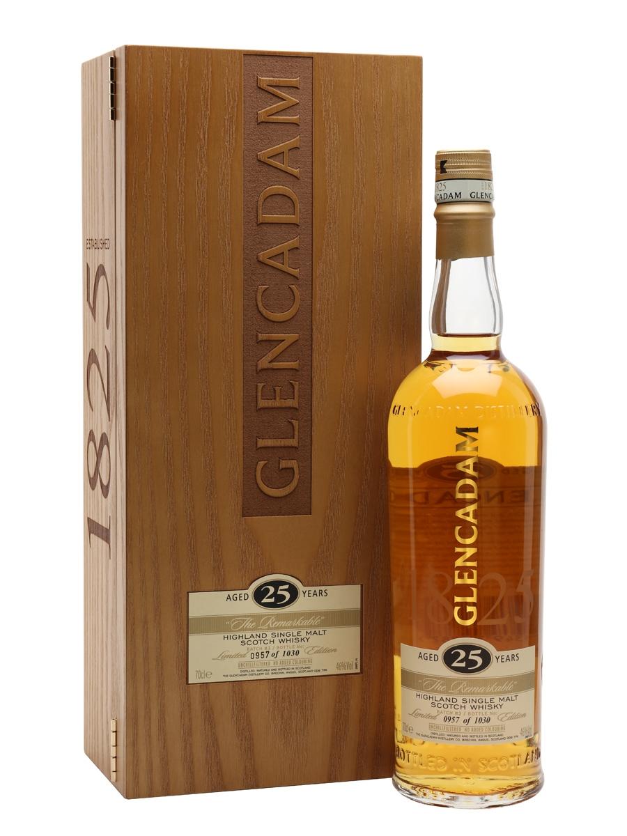 Glencadam 25 Year Old / 'The Remarkable' / Batch 3