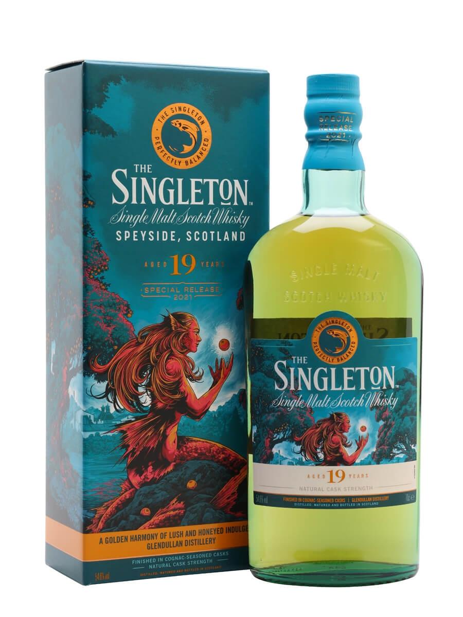 Singleton of Glendullan 2001 / 19 Year Old / Special Releases 2021