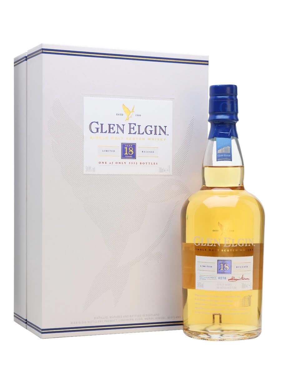 Glen Elgin 1998 / 18 Year Old / Special Releases 2017