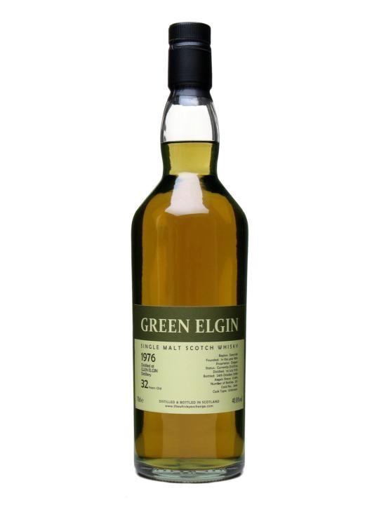 Green Elgin 1976 / 32 Year Old