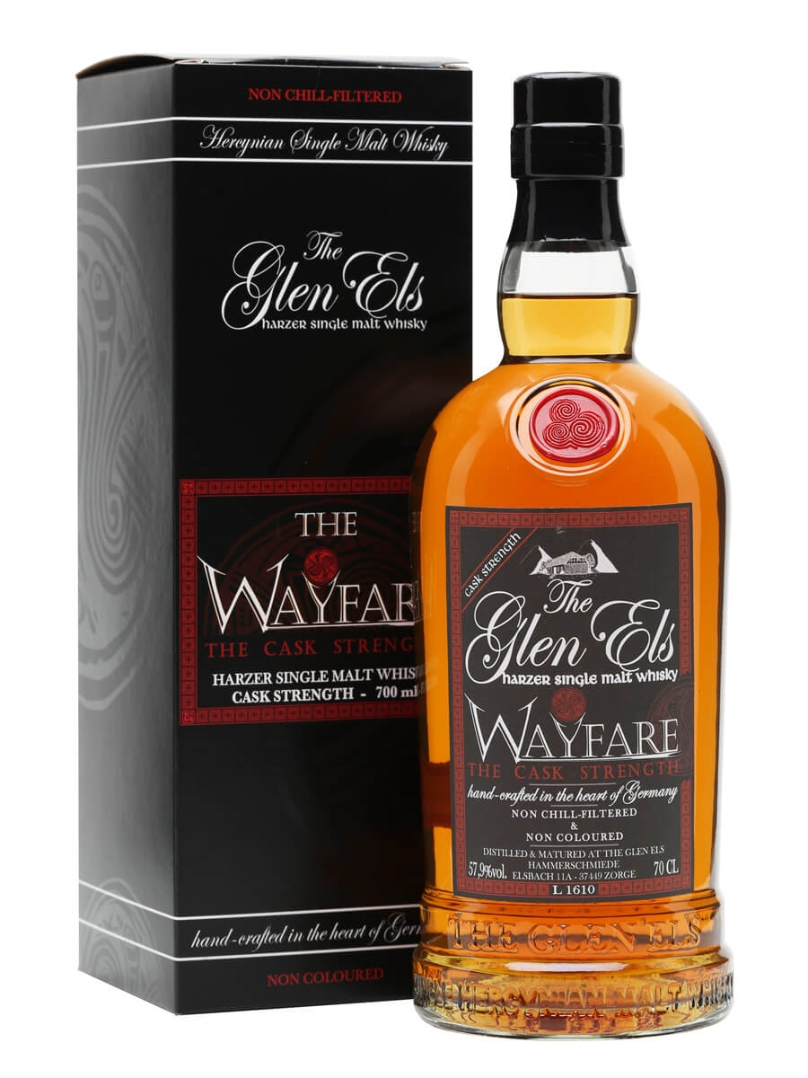 Glen els harzer single malt