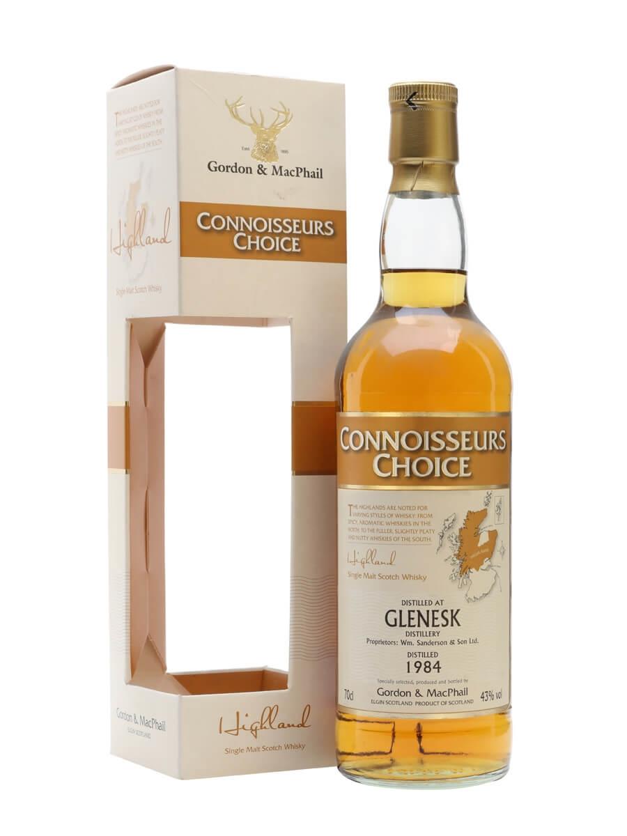 Glenesk 1984 / Bot.2008 / Connoisseurs Choice