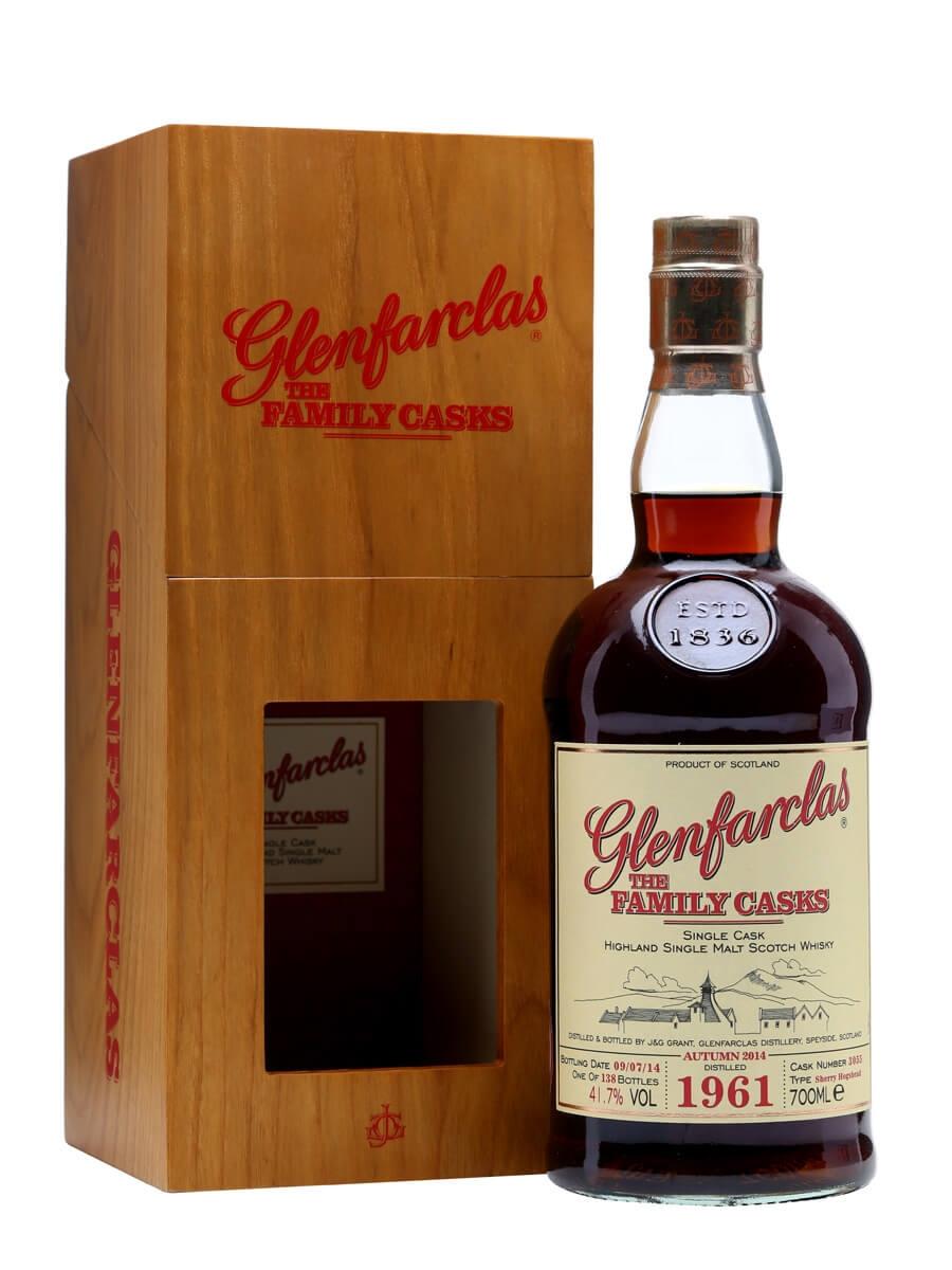 Glenfarclas 1961 / Family Casks A14 /Sherry Cask