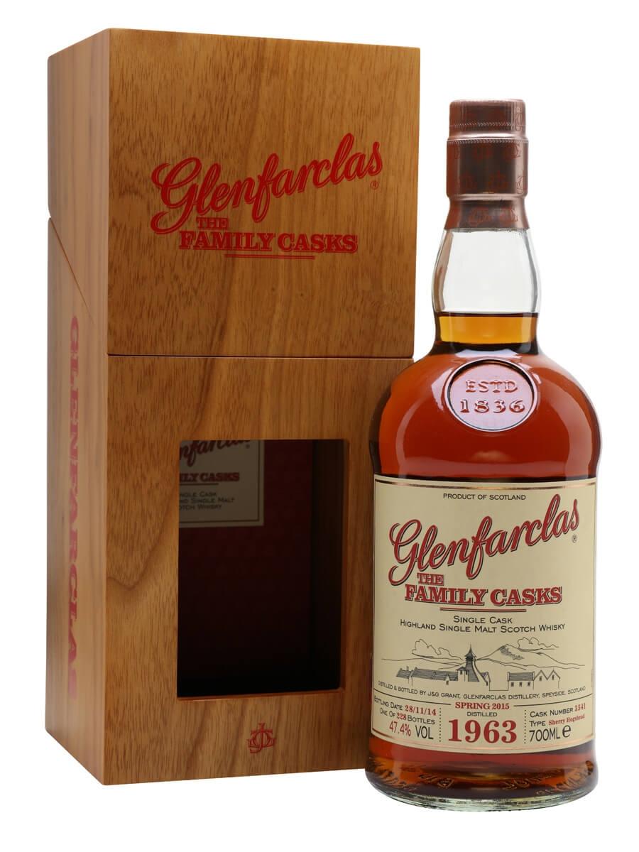 Glenfarclas 1963 / Family Casks SP15 / #3541