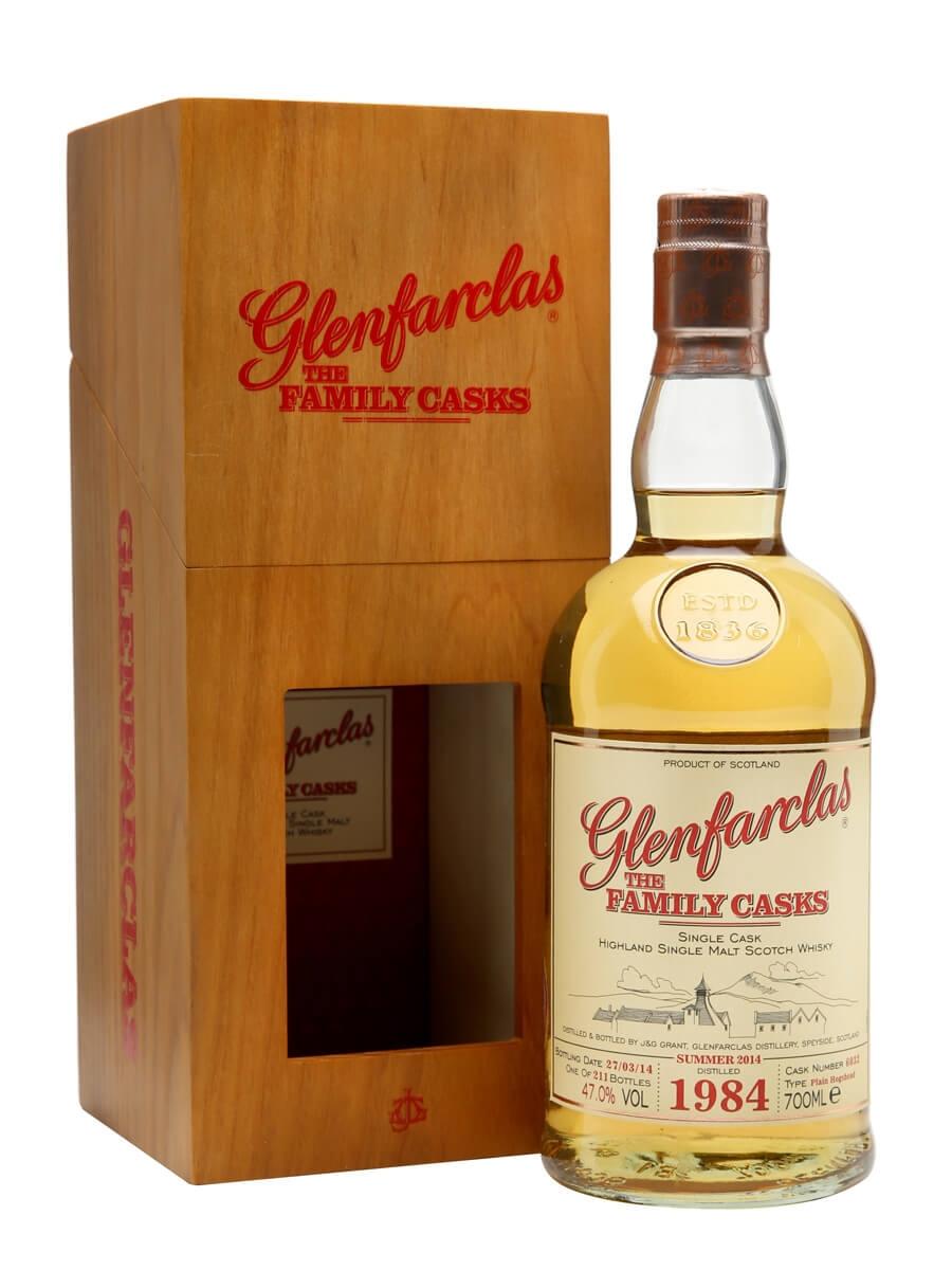 Glenfarclas 1984 / Family Casks S14 / Cask #6032
