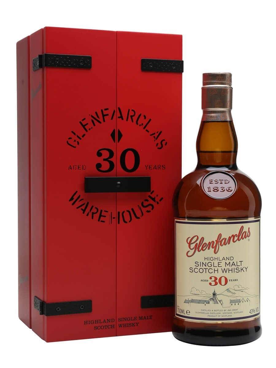 Glenfarclas 30 Year Old / 180 Years In Production