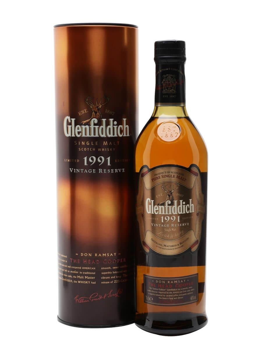 Glenfiddich 1991 / Don Ramsay