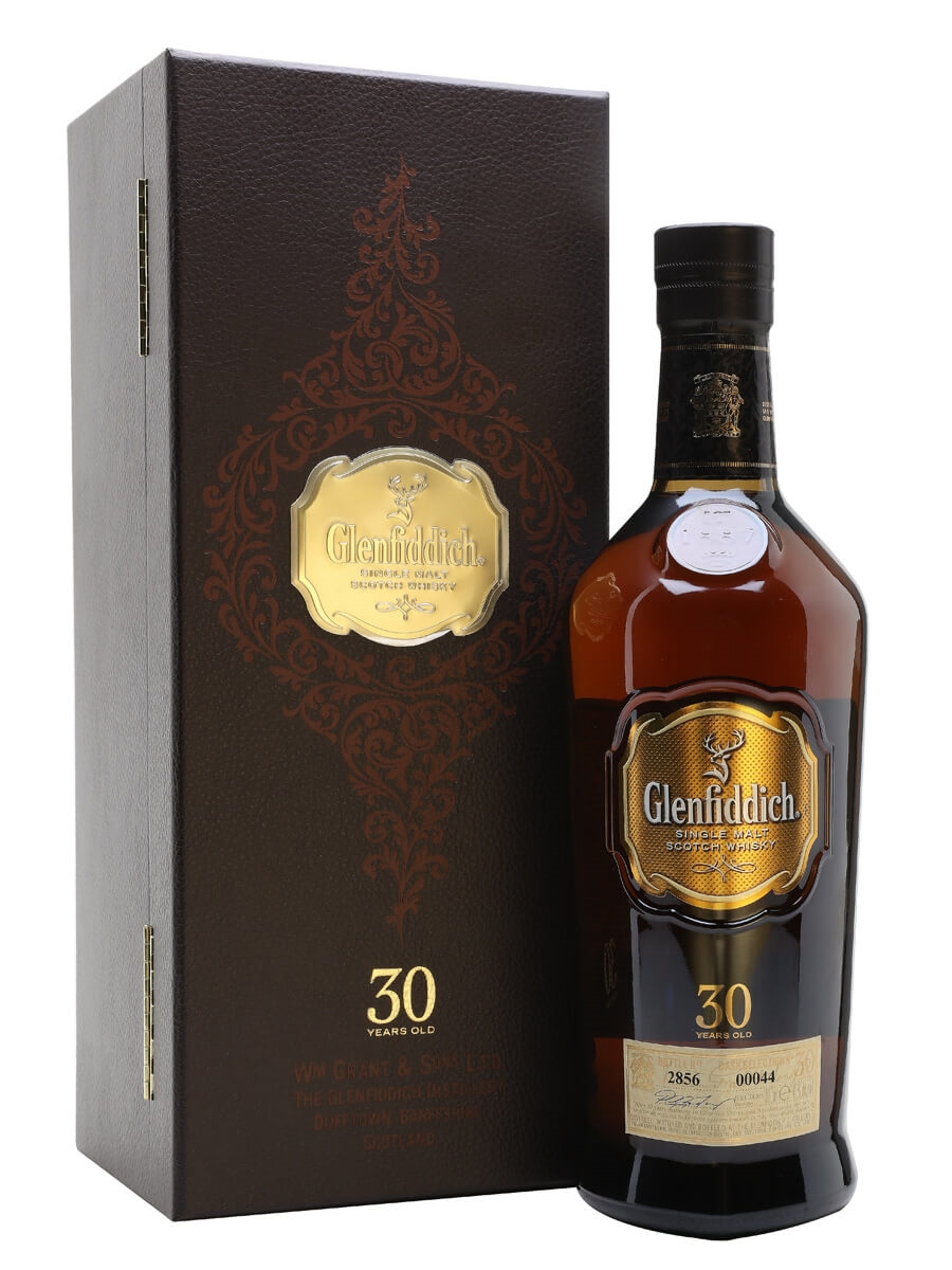 Glenfiddich 30 Year Old / 2018 Release