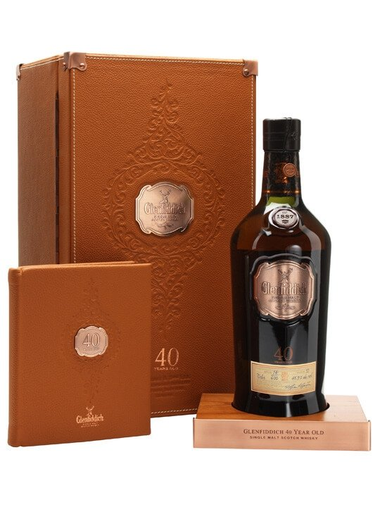 Glenfiddich 40 Year Old / Bot.2013