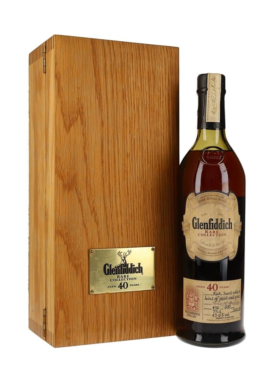 Glenfiddich 40 Year Old / Bot.2000 / 1st Release