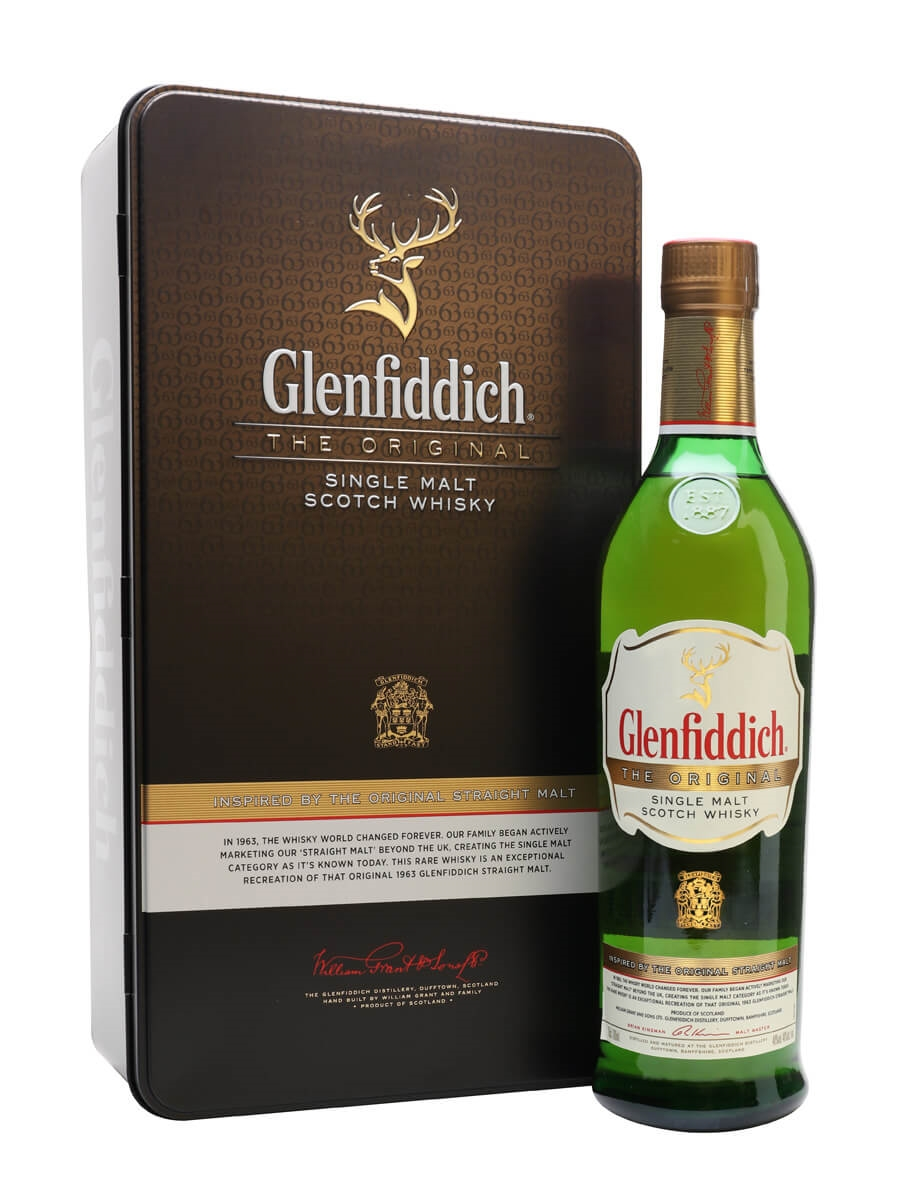 The Original Rider Waite Deck By Arthur Edward Waite: Glenfiddich The Original Scotch Whisky : The Whisky Exchange