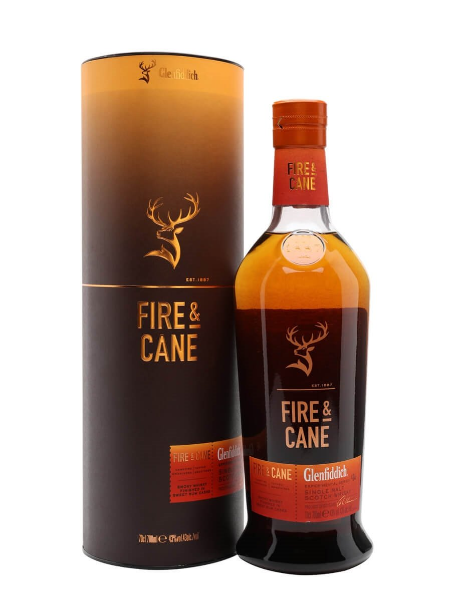 Glenfiddich Fire and Cane / Experimental Series #04