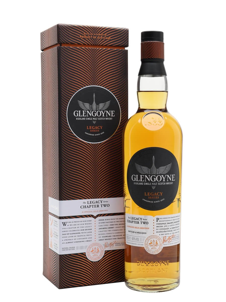 Glengoyne The Legacy Series Chapter Two / Bot.2020