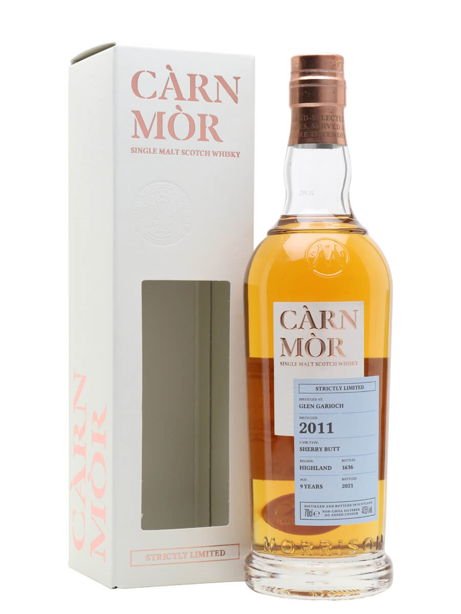 Glen Garioch 2011 / 9 Year Old / Sherry Cask / Carn Mor Strictly Limited