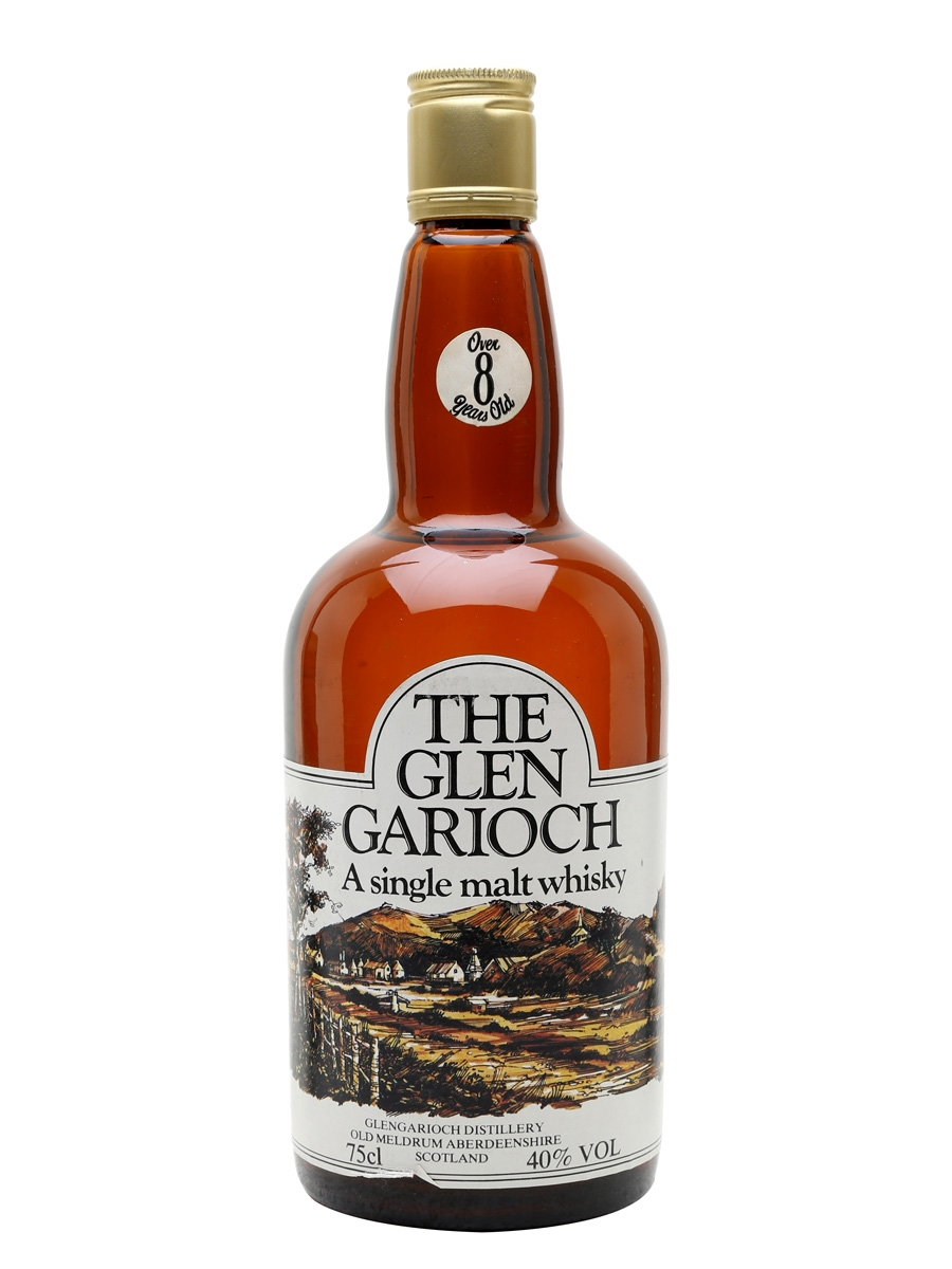Glen Garioch 8 Year Old / Bot.1980s