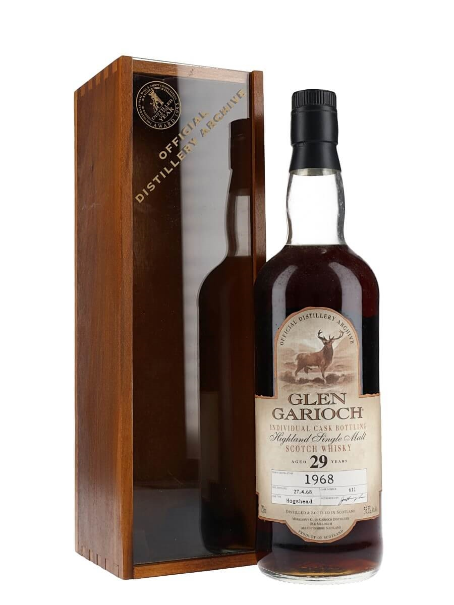 Glen Garioch 1968 / 29 Year Old / Sherry Cask
