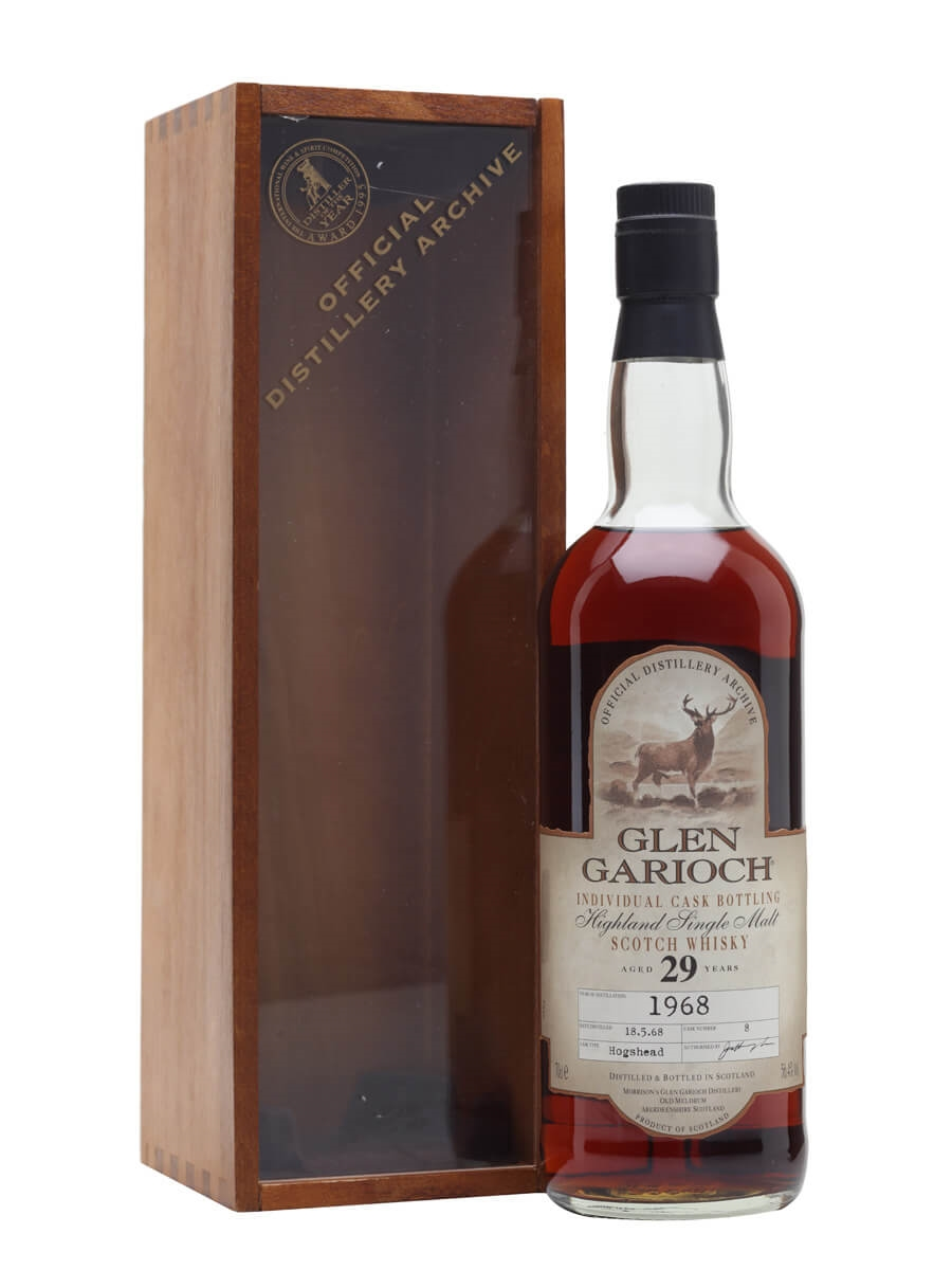 Glen Garioch 1968 / 29 Year Old / Cask #8