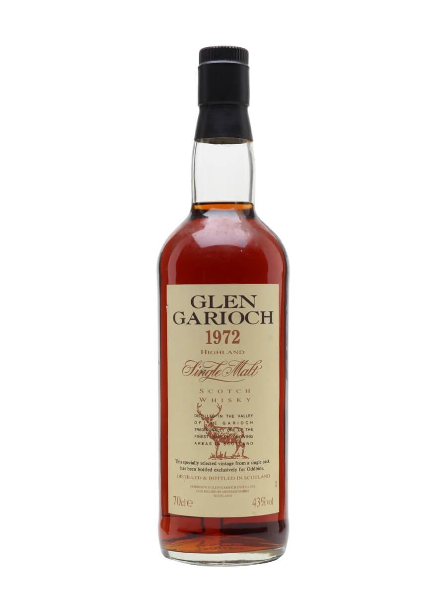 Glen Garioch 1972 / Sherry Cask / Oddbins