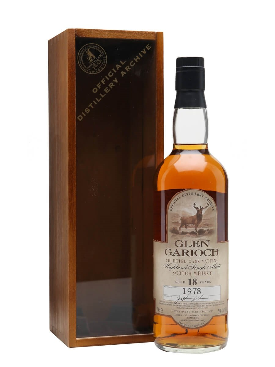 Glen Garioch 1978 / 18 Year Old