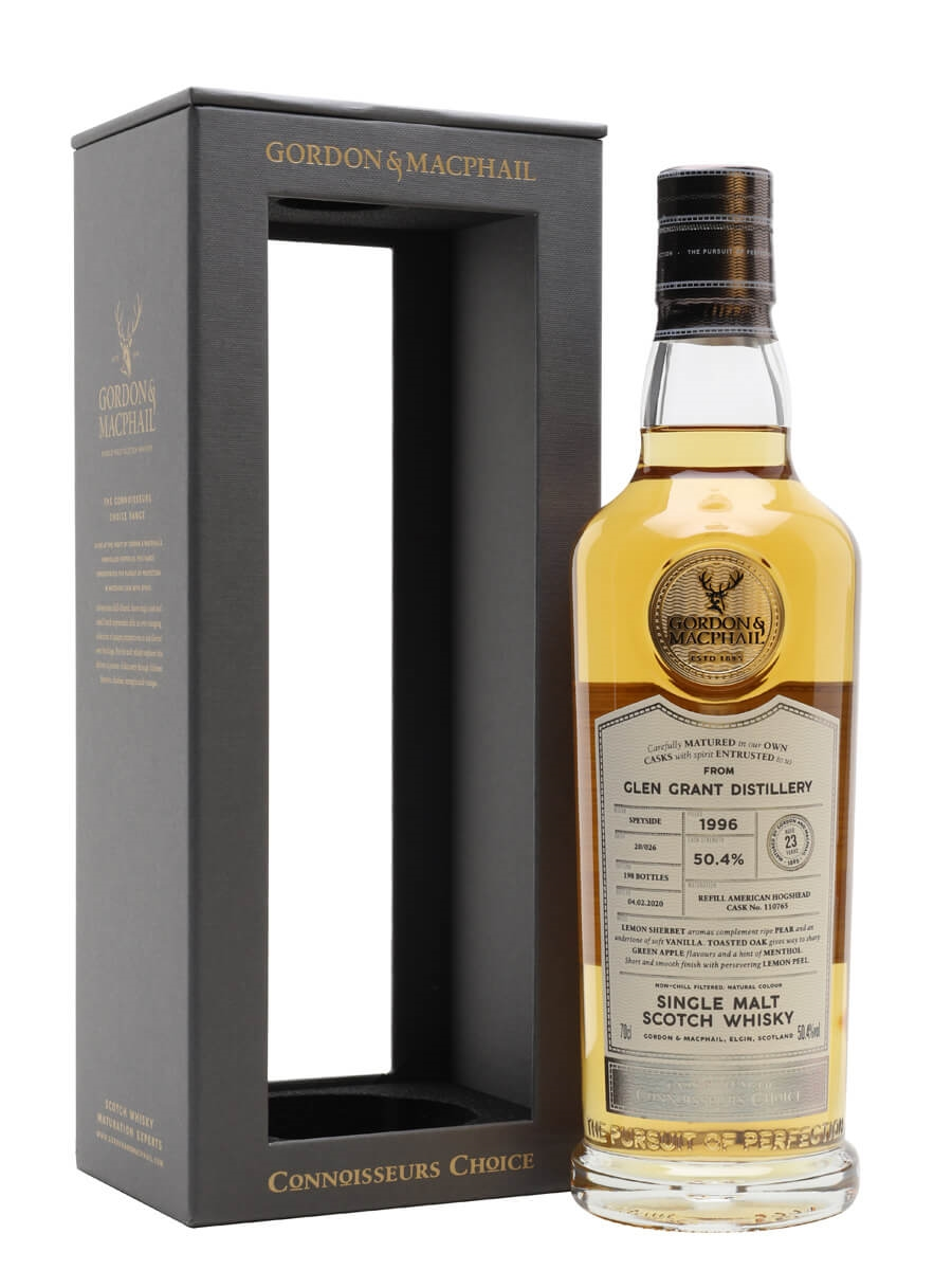 Glen Grant 1996 / 23 Year Old / Connoisseurs Choice