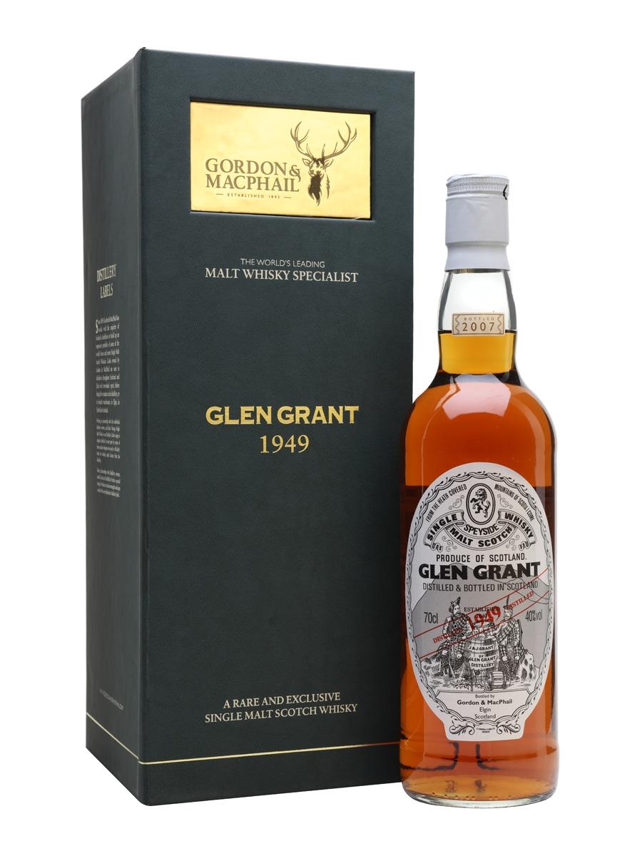 Glen Grant 1949 / Bot.2007 / Gordon & Macphail