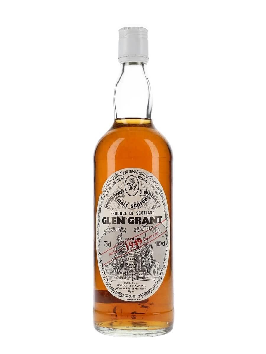 Glen Grant 1949 / Bot.1980s / Gordon & MacPhail