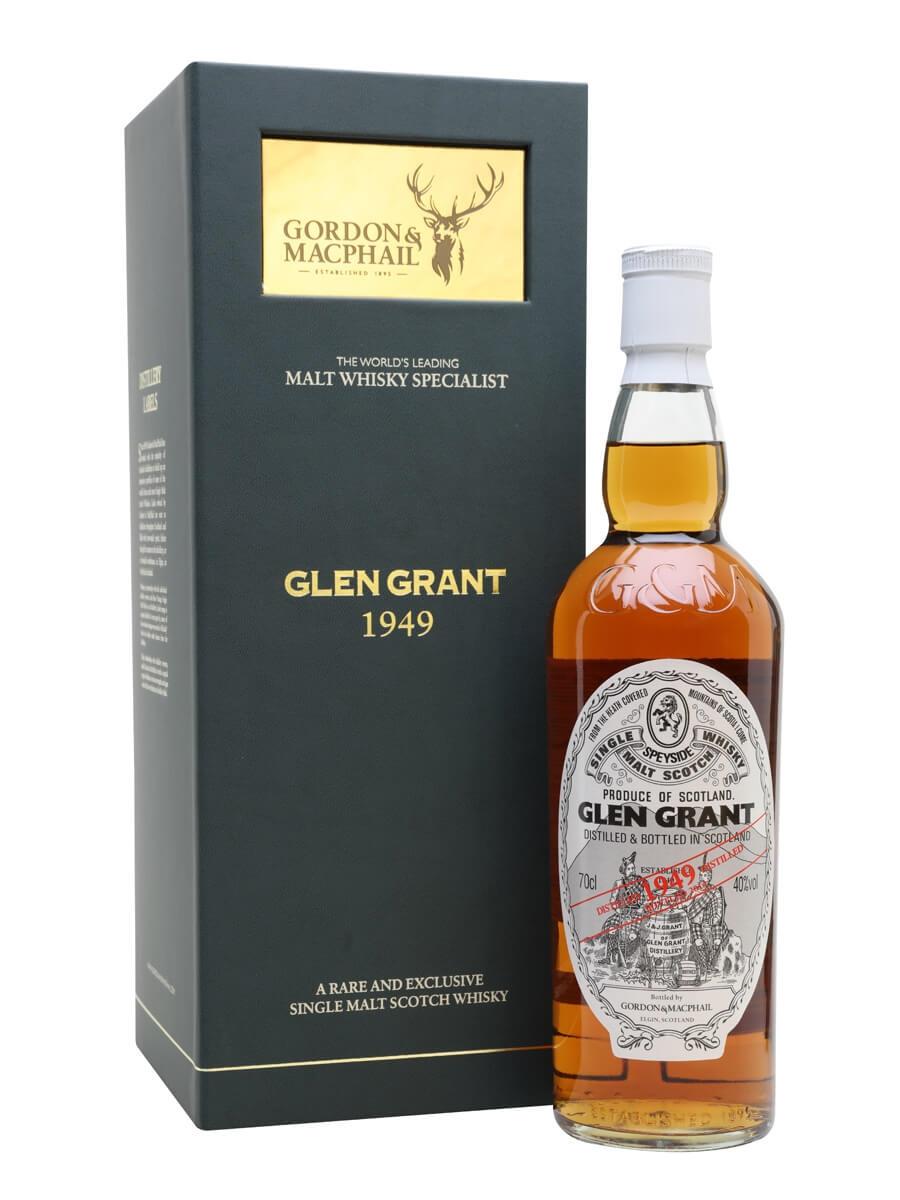 Glen Grant 1949 / 64 Year Old / Sherry Cask / Gordon & MacPhail