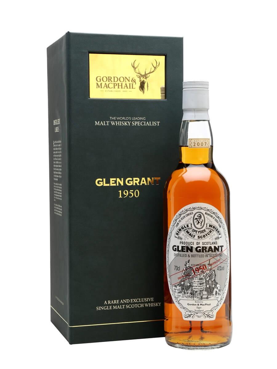 Glen Grant 1950 / 57 Year Old / Sherry Cask / Gordon & MacPhail