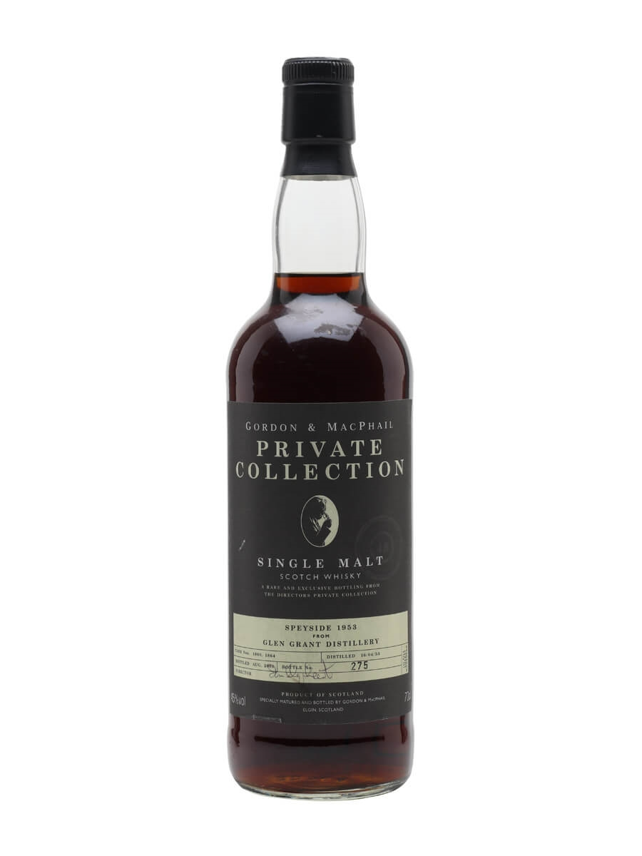 Glen Grant 1953 / 48 Year Old / Sherry Cask / Private Collection / G&M