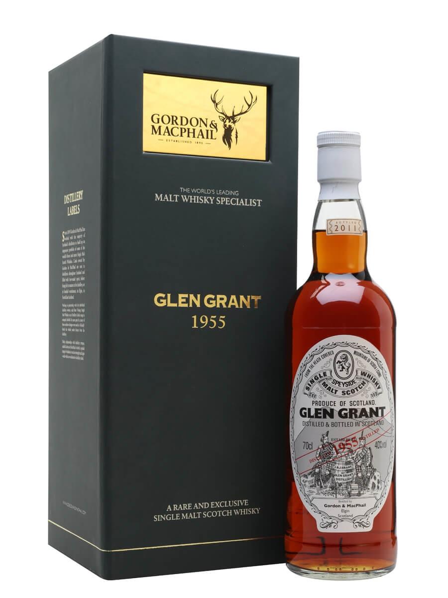 Glen Grant 1955 / Bot.2011 / Gordon & MacPhail