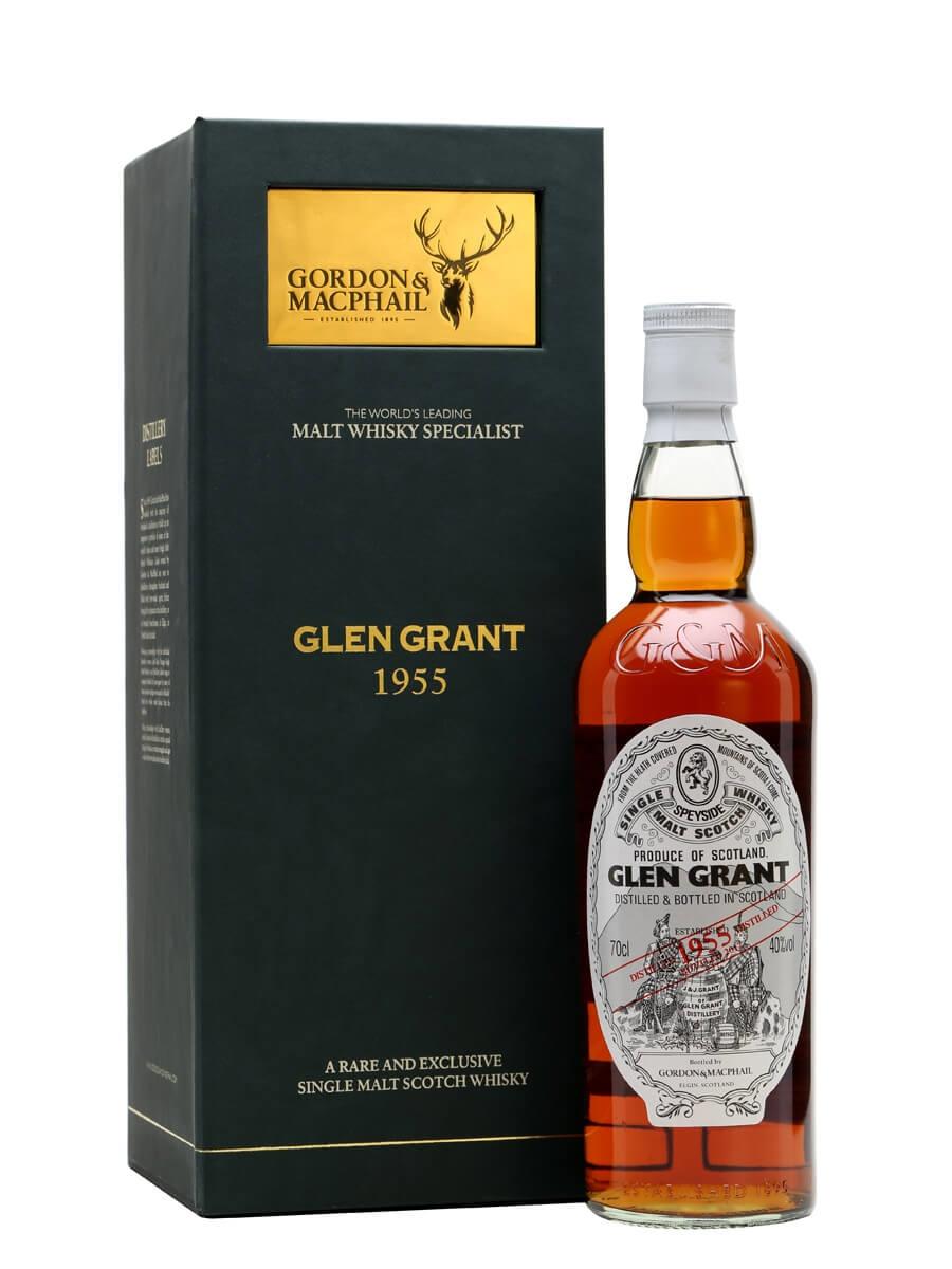 Glen Grant 1955 / 57 Year Old / Sherry Cask / Gordon & MacPhail