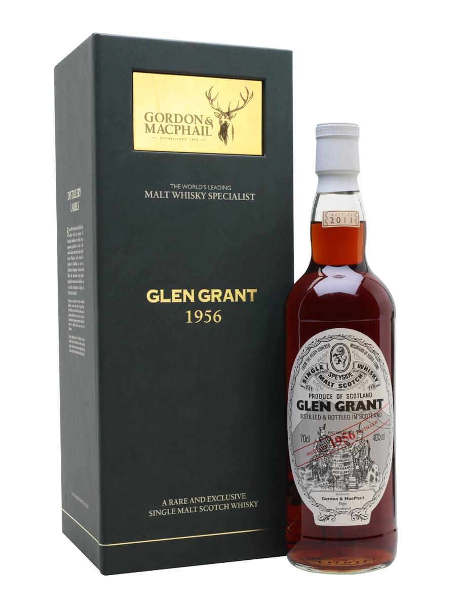 Glen Grant 1956 / 54 Year Old / Sherry Cask / Gordon & MacPhail