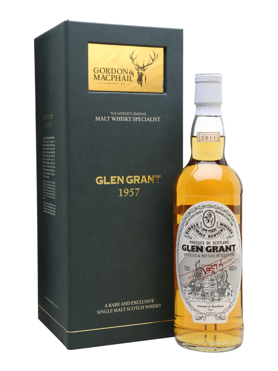 Glen Grant 1957 / Bot.2011 / Gordon & MacPhail