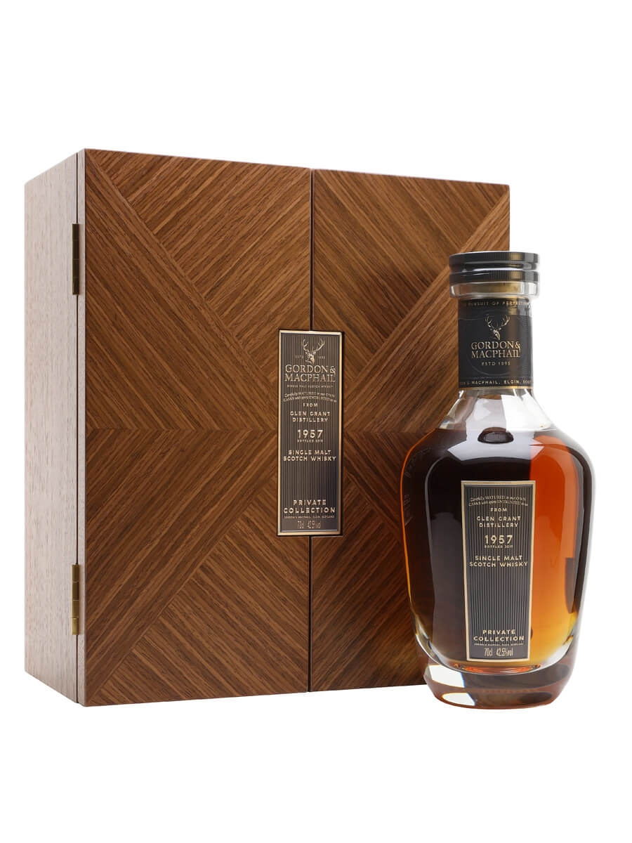 Glen Grant 1957 / 61 Year Old / Private Collection