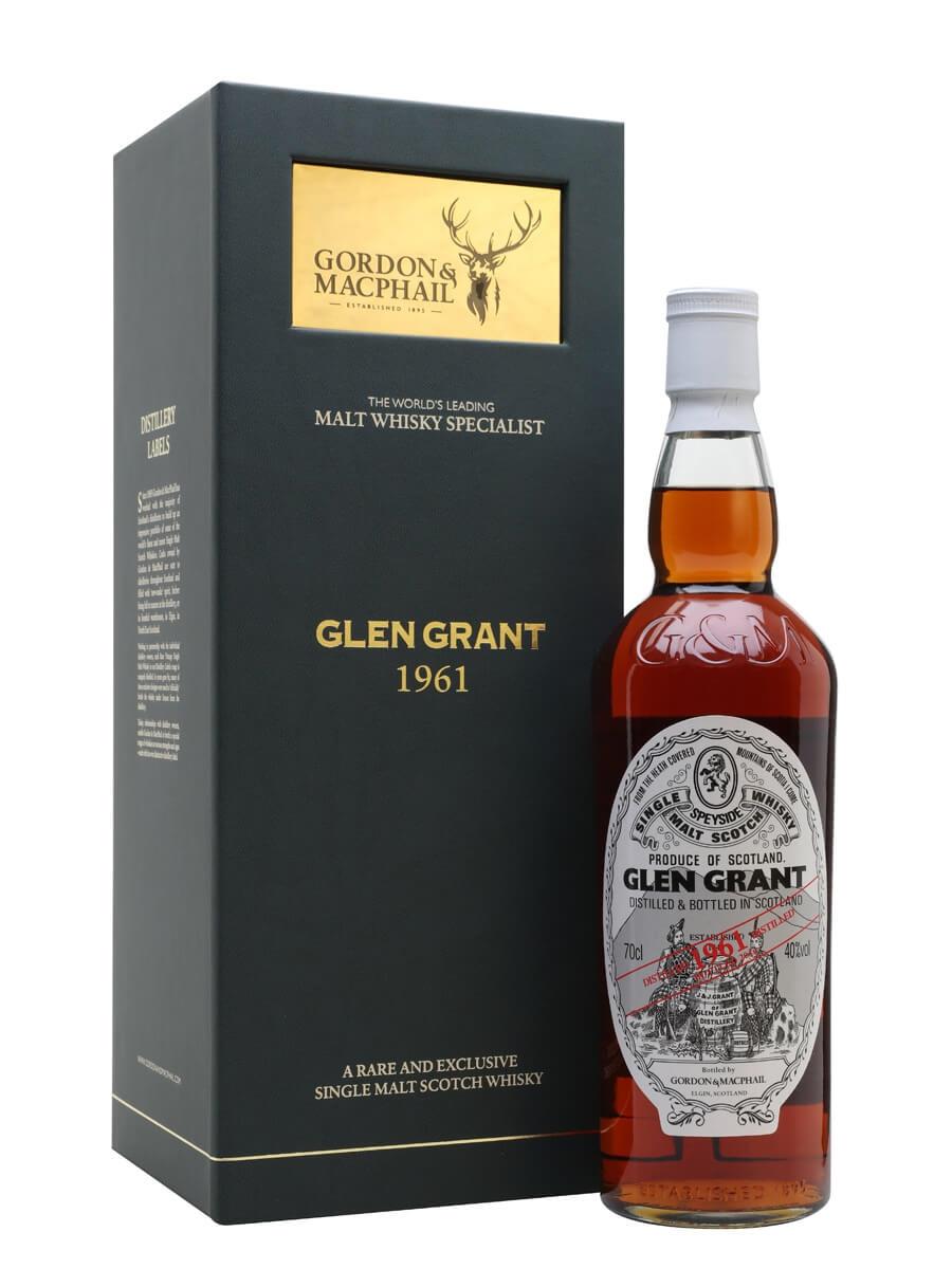 Glen Grant 1961 / 52 Year Old / Gordon & Macphail