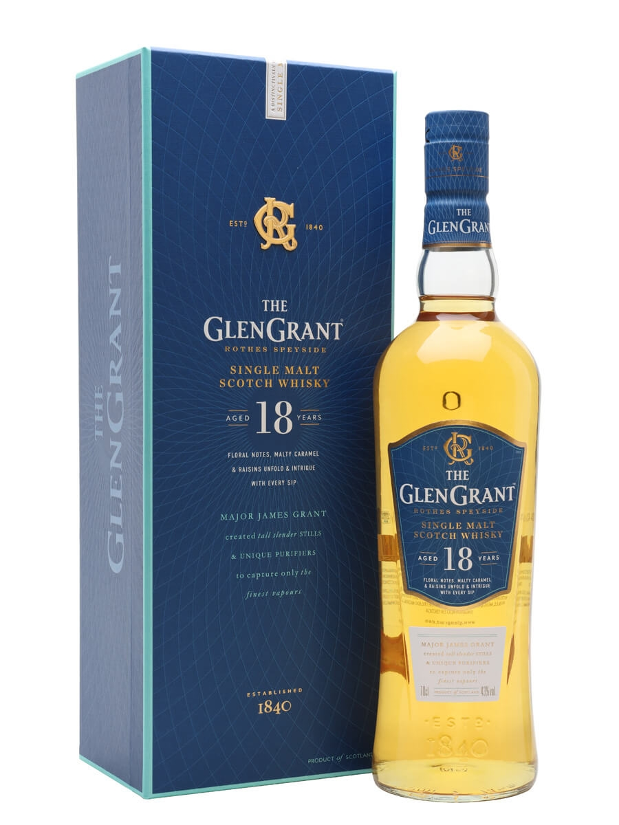 Glen Grant 18 Year Old