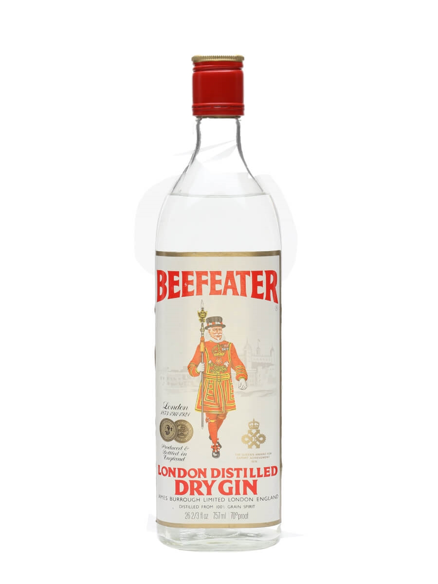 Beefeater Gin / Bot.1970s