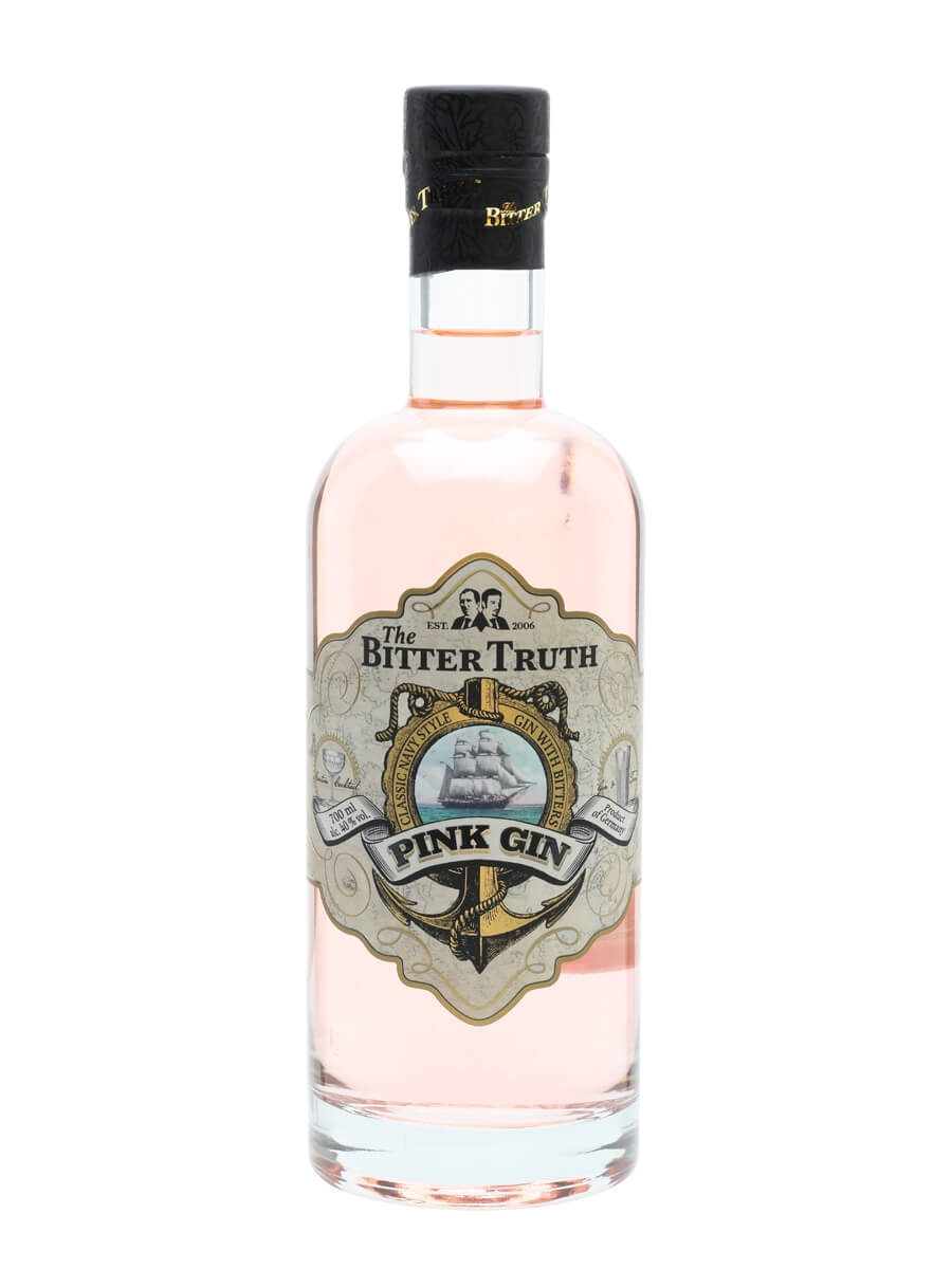 Bitter Truth Pink Gin