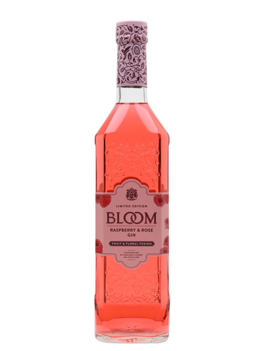 Bloom Raspberry and Rose Gin
