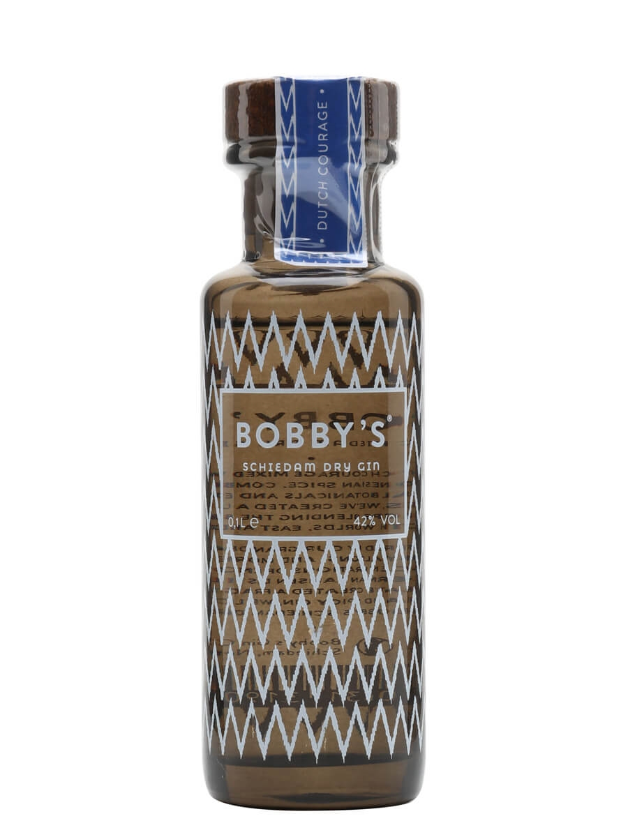 Bobby's Schiedam Dry Gin / Small Bottle