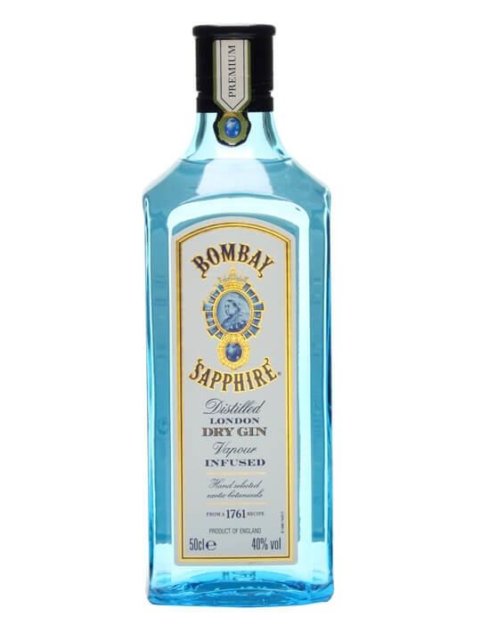 Bombay Sapphire London Dry Gin / Half Litre