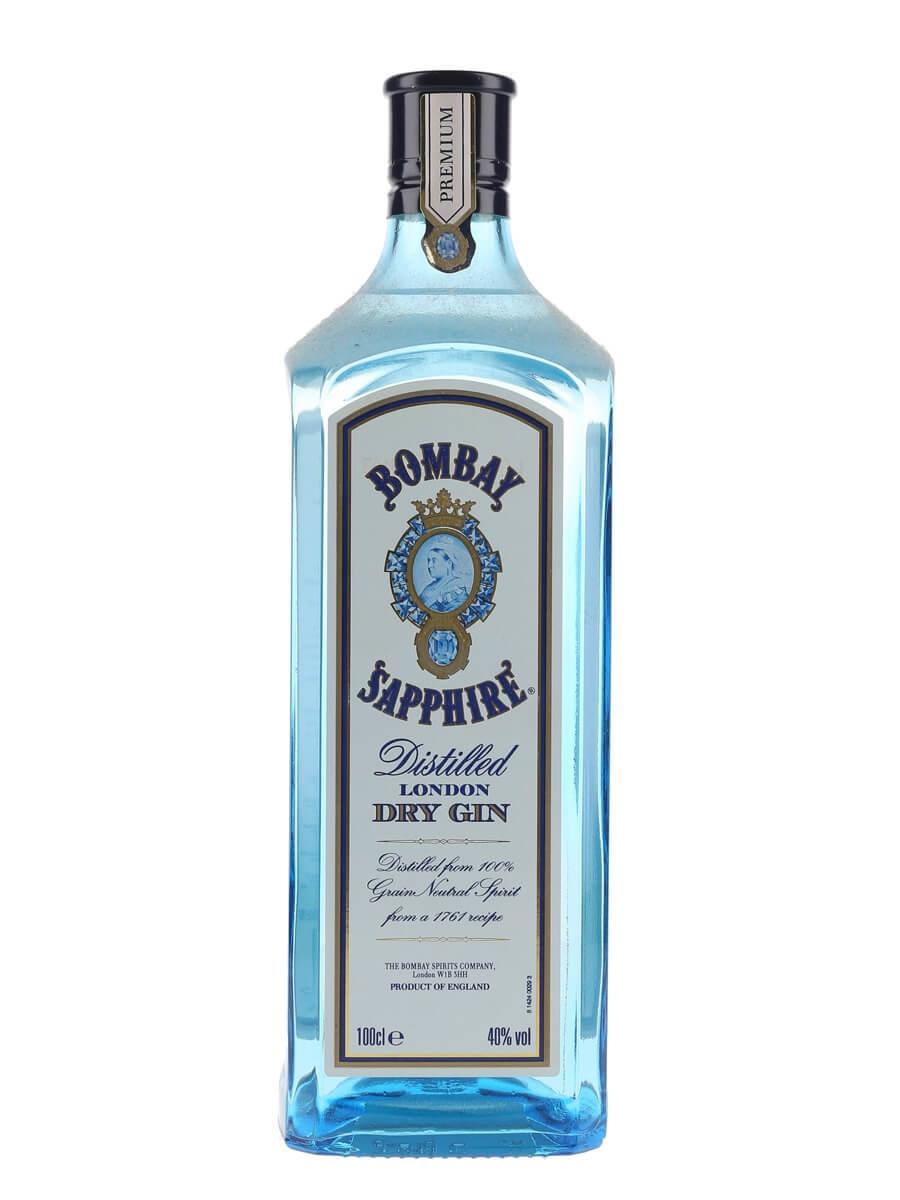 Bombay Sapphire London Dry Gin / Litre