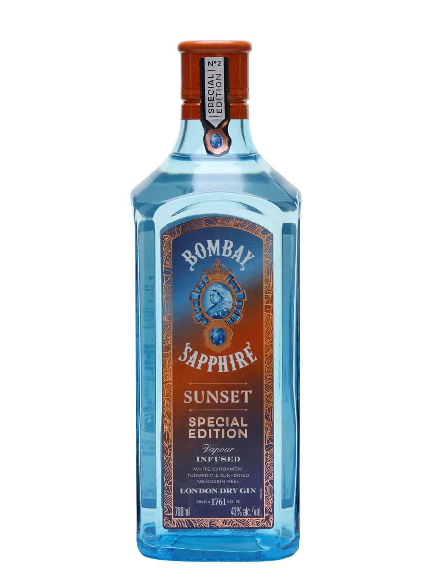 Bombay Sapphire Sunset London Dry Gin