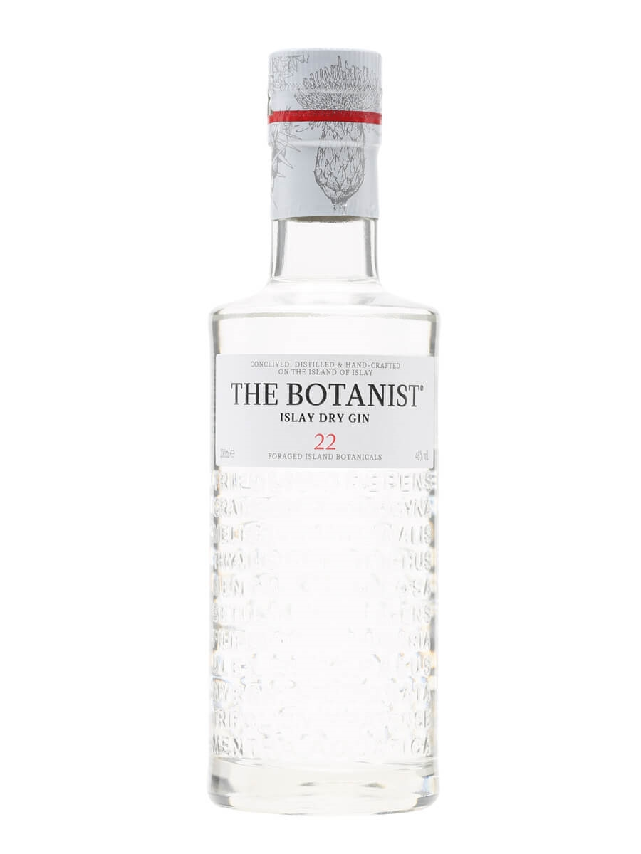 The Botanist Islay Dry Gin / Small Bottle