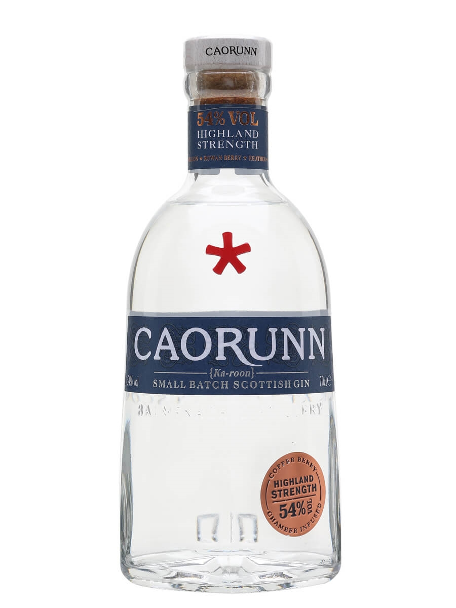 Caorunn Highland Strength Gin