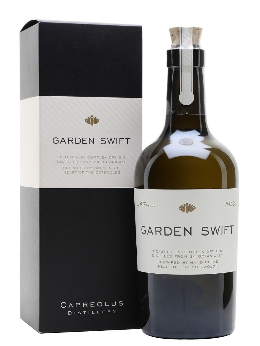 Capreolus Garden Swift Dry Gin / Half Litre