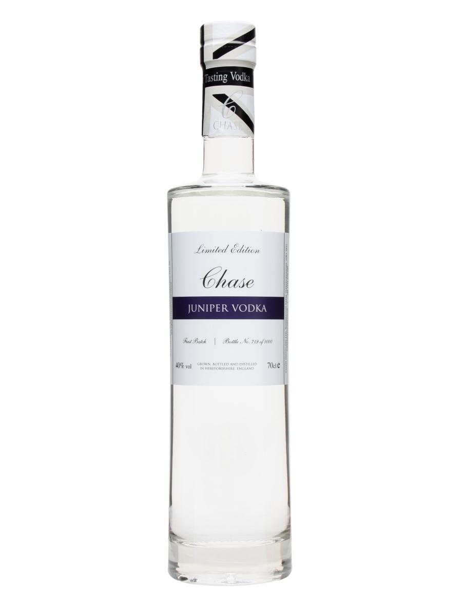 Chase Single Botanical Gin / Juniper Vodka