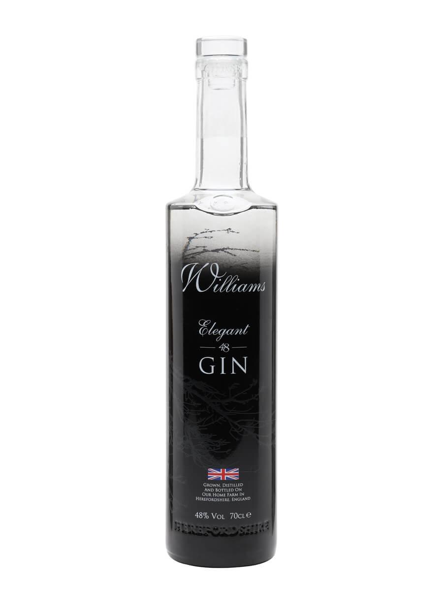 Chase Williams Elegant 48 Gin